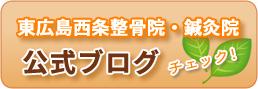 東広島西条整骨院・鍼灸院 ブログ